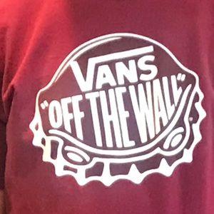 Men's Vans T-shirt